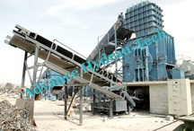 Industrial Shredder / Industrial shredder is to reduce volume of solid waste recycling and wide range of scrap shredding applications worldwide.  / by Advance Hydrautech