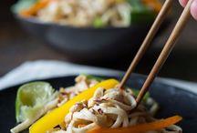 Recipes / Noodle Salad