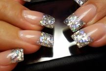 nails / by sandria geames