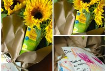 LIVING - DIY and Edibile Gift Ideas / DIY and edible gift ideas for teachers, neighbors and co-workers
