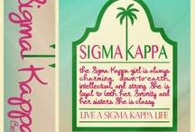 Sigma Kappa / by Jess Ross