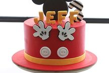 REPOSTERÍA / Cakes! Mickey & Minnie Mouse