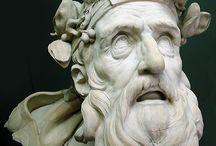 estatuas gregas