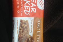 Favorite Bars (the kind you eat) / I like real food, but sometimes I'm in a pinch and these bars are tasty.