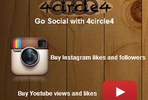 Buy Youtube Likes and Views / Ensure effective promotion through YouTube with 4Circle4 With an outstanding expertise in the field of online social media promotion, we at 4Circle4 are entirely committed to provide you with distinctive likes for your You Tube videos. We are counted among the leading one stop shops to buy reliable and effective likes for you tube.