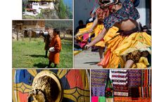 Bhutan / Although Bhutan's early history is rich in mythology, much of it remains unknown. It may have been inhabited as early as 2000 BC, but little was recorded until the introduction of Tibetan Buddhism in the 9th century by monks fleeing the turmoil in Tibet. Bhutan is also one of the only countries that has been independent throughout its history, never conquered, occupied, or governed by an outside power. Bhutanese are delightful people who wear their national costume with pride.