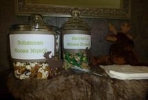 woodland baby shower / by Laurie Bohannan
