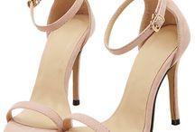 Formal high heel sandals