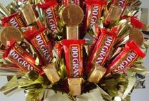 Candy Bouquets-thanks / by Kathy Hoffman Floen