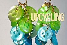 Bead Me Issue 21: Upcycled! / Upcycling is the process of turning waste materials into something of higher value. Did you know that you can make beautiful jewelry that way? Read Bead Me Issue 21 for all kinds of ways to upcycle! Make bangles with zippers, necklaces with buttons, or bracelets with keys. And, meet some designers with fascinating stories. Download your issue today! http://bit.ly/BeadMeMagazine / by Bead Me Magazine