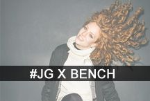 Jess Glynne X Bench / Bench is excited to partner with the Grammy award-winning musician Jess Glynne on a series of projects – kicking off with Jess as the face of the Autumn / Winter 2015 campaign starting with a 24 hour tour of her hometown London, as part of the ongoing Bench #LoveMyHood collaboration. / by Bench