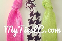 MY Ties / by Kelsey O'Dell