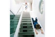 Stairs + Balustrades