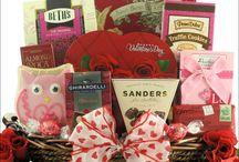 GreatArrivals Valentine Gift Baskets 2016 / Fun, Unique Valentine Gift Baskets for Men, Women & Kids.