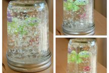 Crafts  / Fun ideas to do with kids!
