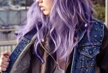 Characters - Purple-haired Girls