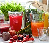 cleansing.juices.smoothies. / by jayme marie henderson | holly & flora