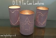 Crafty projects / Things to make and do.