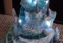 Torty Frozen / Frozen Cakes