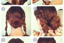 Victorian hairstyl