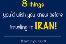 Travel Iran