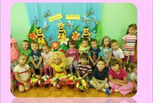 Przedszkole Samorządowe w Rajsku Akademie Przyjaciół Pszczół