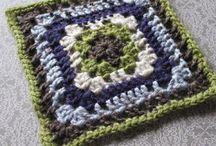 200 crochet blocks - inspiration