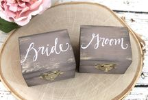 Wedding ring bearer ideas