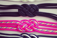 Paracord Projects #parachute cord / by trulytrayce