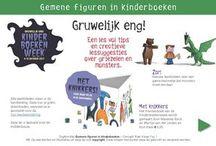 Kinderboekenweek 2017: griezelen