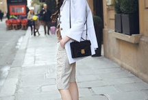My Style / My style-- daily outfit, colour matching, trend, fashion, causal, formal, occasions, parties