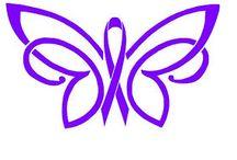Fibromyalgia Butterfly Tattoos