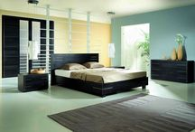 Inspiring Modern Bedrooms / A place for a peaceful, quiet and deep sleep.