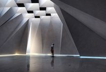 ARCHITECTURE - lightplay / how architects play with light to create mesmerizing interiors that change with the daylight  #architecture #light in architecture #lightplay