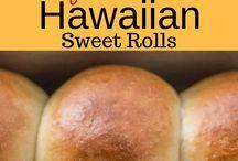 easy homade hawaian rolls
