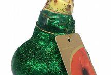 Glitter Dipped Amaryllis