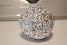 utilisation magique papier aluminium