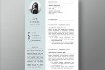 Modèles CV