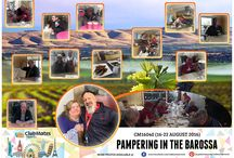 CM16040 Pampering in the Barossa / 16-22 August 2016 ( 7 Days/6 Nights )
