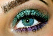 Looks e ideas originales para maquillarte:)
