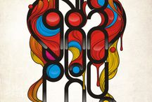 tipografi & Calligraphy / by Mustafa Ak