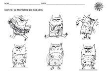 monstre de colors