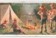 TRAVEL/Vintage Camping--Fishing / by Beverly Rickey