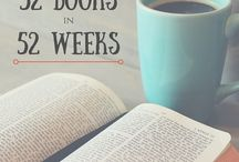 52 Books in 52 Weeks Challenge.
