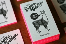 Graphic Design, Letterpress and Branding / by Bethany Nauert