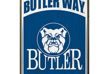 The Butler Way / Bulldogs ever, do or die / by Emily Spicklemire