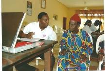 Free eye exam and glasses  / Onicha-Olona, Delta State, Nigeria