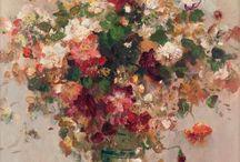 Kwiaty w sztuce