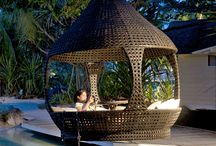 Great Rattan Furniture Photo's  / A collection of cool rattan garden furniture photographs