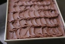 Chocolate pan cake